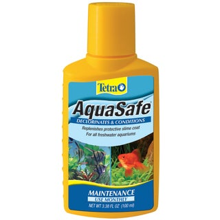 Tetra 3.3 Oz Aquasafe Water Conditioner