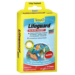 Tetra Lifeguard All-In-One Treatment Tablets 12 Count
