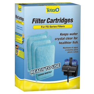 Tetra Large Replacement Filter Cartridges 3 Count