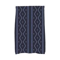 Arrow Geometric Print Hand Towel