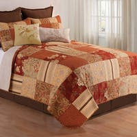 Amber Cotton Quilt Set