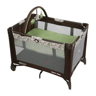 Graco Pack 'n Play Zuba Playard with Automatic Folding Feet