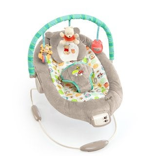 Disney Winnie The Pooh Dots and Hunny Pots Bouncer