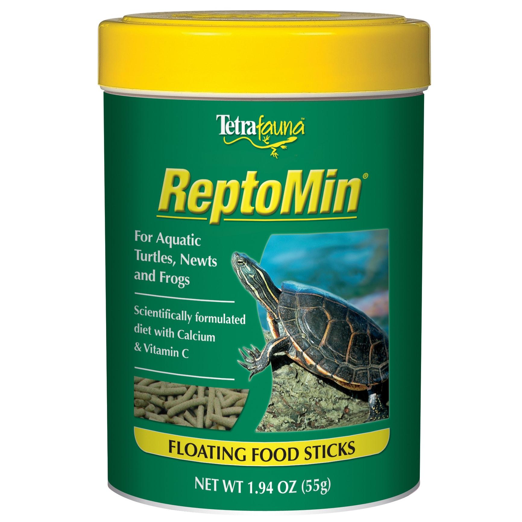 Tetrapond ReptoMin Sticks (ReptoMin Sticks), Green