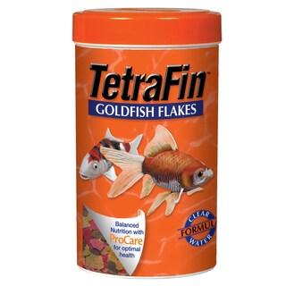 Tetra Pond 4.52 Lb TetraFin Goldfish Flakes