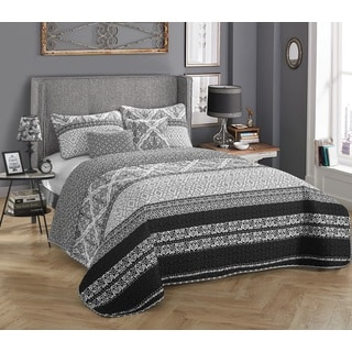 StyleNest Talulah 5-piece Bedding Quilt Set