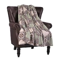 "BOON Flannel Velvet Risa Throw - 60"" x 70"""