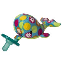 Wubbanub Mary Meyer Limited Edition Bubbly Whale Infant Pacifier