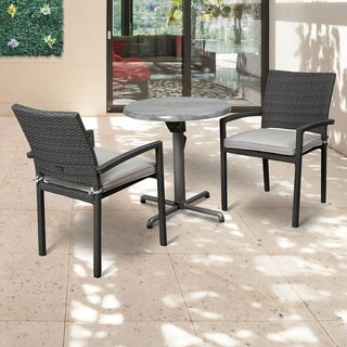 Atlantic Thomas 3 Piece Patio Dining Set