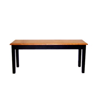 Shaker Wood Dining Bench