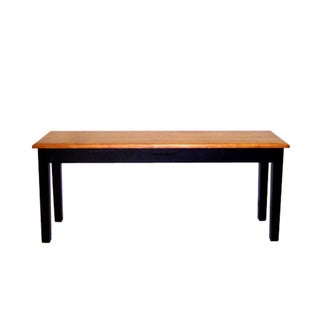 Link to Shaker Wood Dining Bench Similar Items in Kitchen & Dining Room Chairs