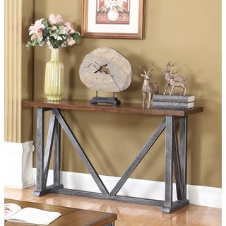 Best Master Furniture Wood Sofa Table