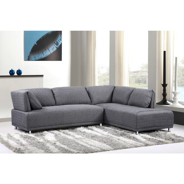 Cool Shop Modern Elvis Right Side Chaise Sectional Sofa With Ncnpc Chair Design For Home Ncnpcorg