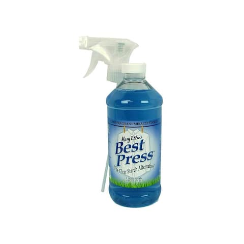 Mary Ellens Best Press 16.9oz Linen Fresh
