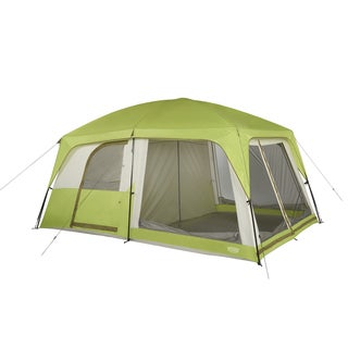 Wenzel Eldorado Green 8-person Water-resistant Cabin Tent