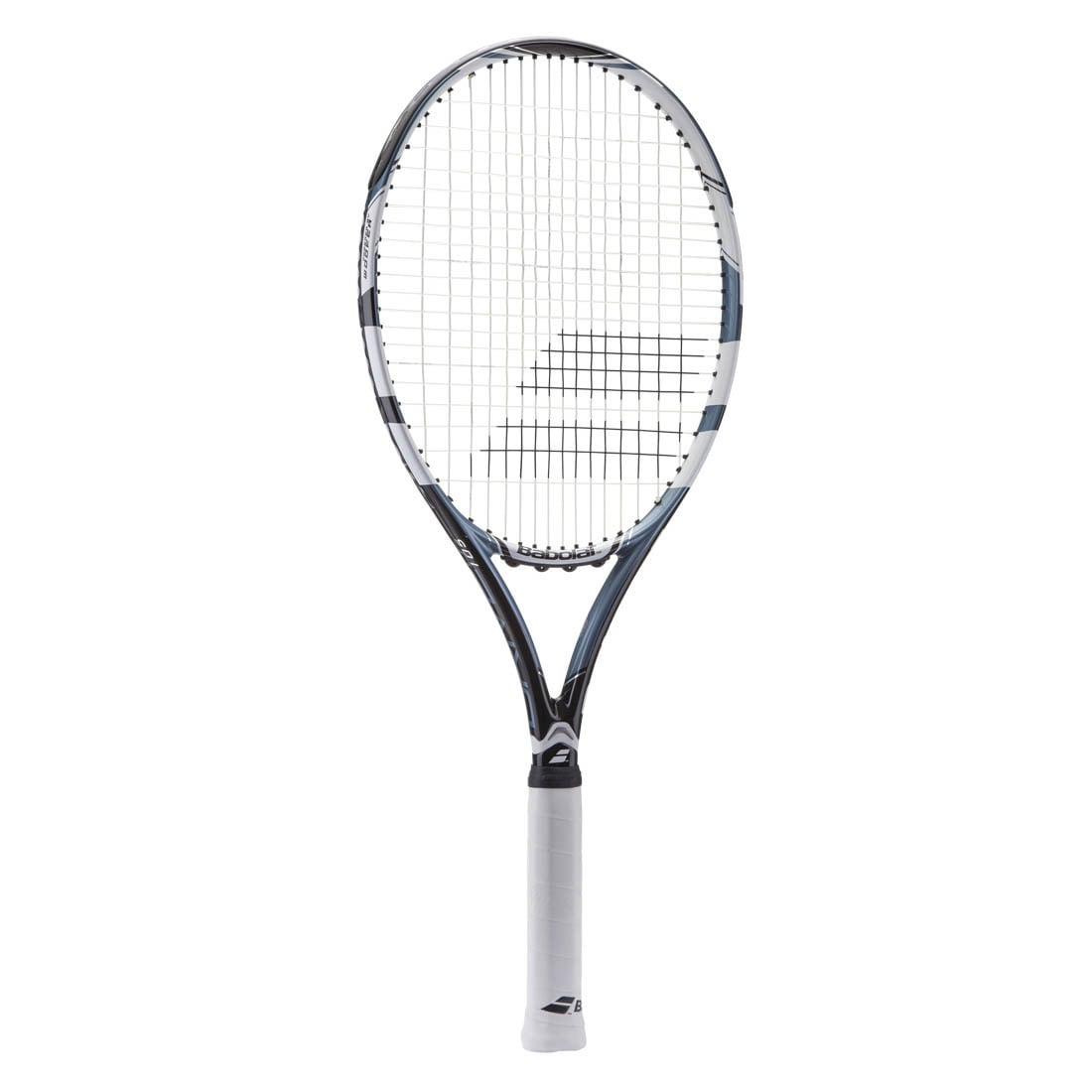 Babolat Drive 105 Tennis Racquet (Black - 4-3/8'), Size 4...