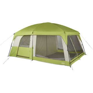 Wenzel Eldorado Green 10-person Cabin Tent|https://ak1.ostkcdn.com/images/products/15033480/P21528778.jpg?impolicy=medium
