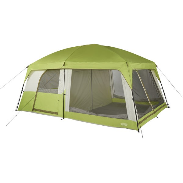 Wenzel Eldorado Green 10-person Cabin Tent  sc 1 st  Overstock.com & Wenzel Eldorado Green 10-person Cabin Tent - Free Shipping Today ...