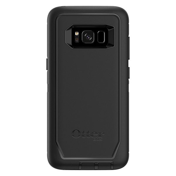 OtterBox Defender Carrying Case (Holster) Smartphone - Black