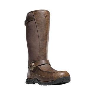 Men's Danner Sharptail GORE-TEX 17in Snake Boot Brown Full Grain Leather