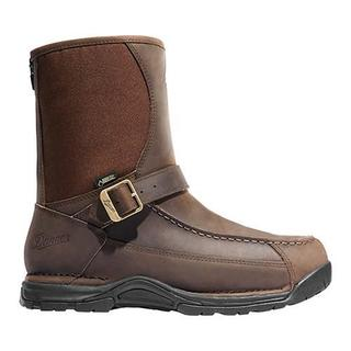Men's Danner Sharptail Rear-Zip GORE-TEX 10in Boot Brown Full Grain Leather/Nylon
