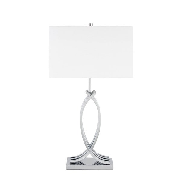 Unity in Chrome Table Lamp with 3 Brightness Settings