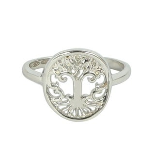 10k Gold Tree of Life Ring