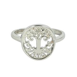 Platinum Tree of Life Ring (Option: 5.5)|https://ak1.ostkcdn.com/images/products/15050116/P21543651.jpg?impolicy=medium