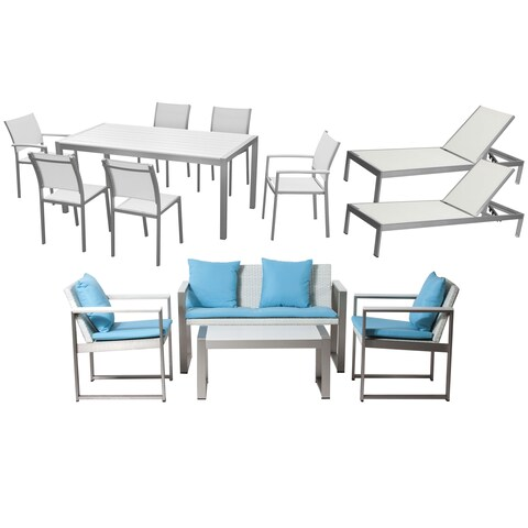 Chester 13 Piece Patio Set