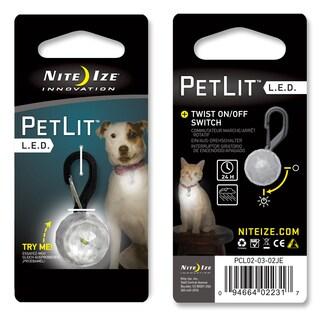 Nite Ize Stylish LED Pet Collar Light