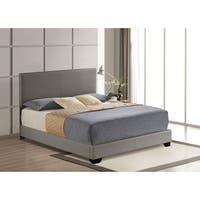 Acme Furniture Ireland Grey Panel Bed