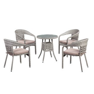 Carmen 5pc Bistro Set