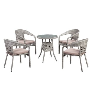 Clearance. Carmen 5pc Bistro Set
