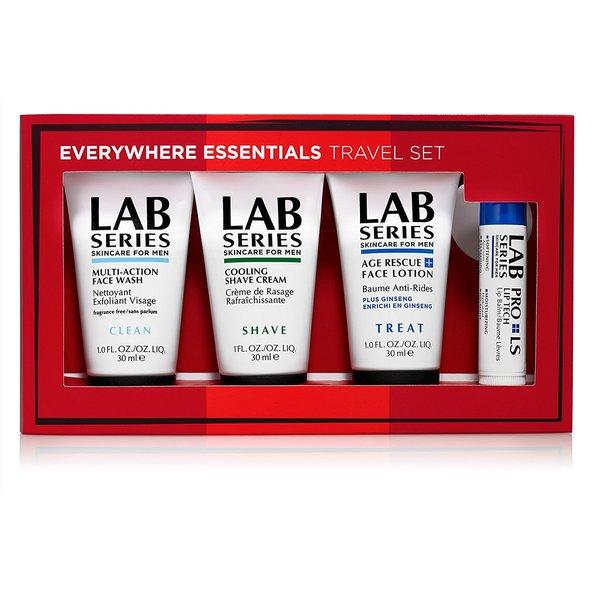 Lab Series Men's 4-piece Everywhere Essentials Gift Set
