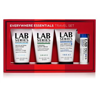 Lab Series Men's 4-piece Everywhere Essentials Gift Set