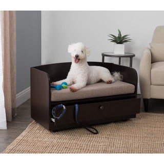 Studio Designs Paws & Purrs Pet Bed with Storage Drawer