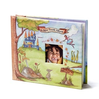 Baby Tooth Album Fairyland Collection Memory Book