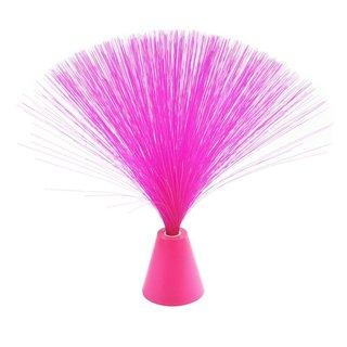 Toysmith Pink Star Light Fiber Optic Lamp