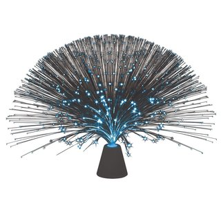 Toysmith Black Star Light Fiber Optic Lamp