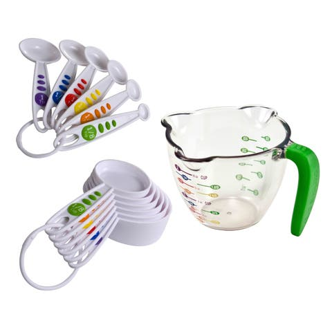 Curious Chef 13-piece Measuring Gift Set