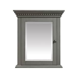 "Azzuri Hastings 24 in. Mirror Cabinet - 24""W x 27""H"