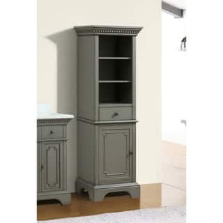 Azzuri Hastings French Grey 22-inch Linen Tower|https://ak1.ostkcdn.com/images/products/15050666/P21544113.jpg?impolicy=medium