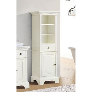 Azzuri by Avanity Hastings French White 22-inch Linen Tower