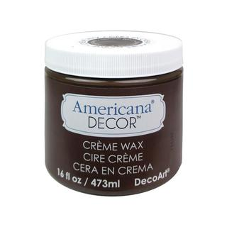 Decoart Americana Decor Creme Wax 16oz Clear Wax
