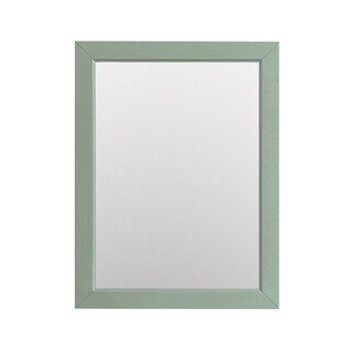 Azzuri by Avanity Mercer 24-inchMirror in Sea Green finish