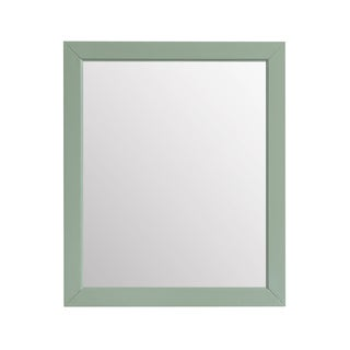 Azzuri by Avanity Mercer 28-inchMirror in Sea Green finish