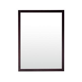 Azzuri Rockford 24 in. Mirror in Dark Espresso finish - Dark Espresso