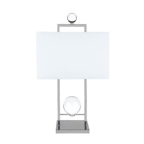 Crystal Bridge Table Lamp with 3 Brightness Settings