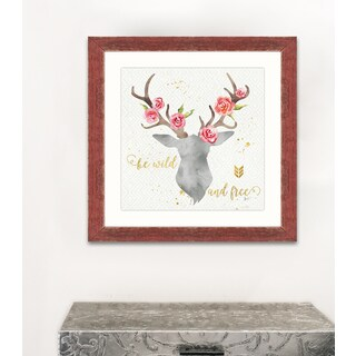 Framed Art -Wild Bohemian