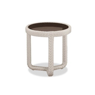 Sumba Beige Side Table
